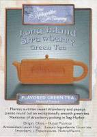 Tea & Tea Accessories - Long Island Strawberry Green Tea