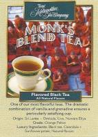 Tea & Tea Accessories - Monk's Blend Tea