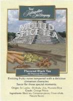 Tea & Tea Accessories - Mulled Spice Tea
