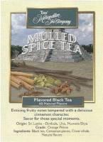 Mulled Spice Tea
