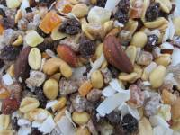 Nuts - Almonds - Kwik Er Gee Trail Mix 12 oz