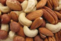 Nuts - Almonds - Mixed Nuts, Raw  12 oz.