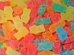 Candy & Chocolate - Gummi Bears, Sour 10 oz.