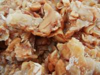 Candy & Chocolate - Cashew Brittle with Coconut 12 oz.