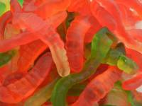 Candy & Chocolate - Gummi Worms 10 oz.