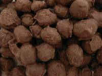 Nuts - Chocolate Peanuts, Double Dipped 7 oz.
