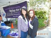Relay For Life 2012 Cover