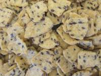Snacks & Other Treats - Flax Corn Chips 6 oz.