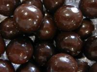 Candy & Chocolate - Dark Chocolate Sea Salt Caramels, 6 oz.